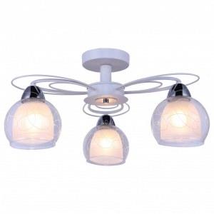 Люстра на штанге A7585PL-3WH Arte Lamp