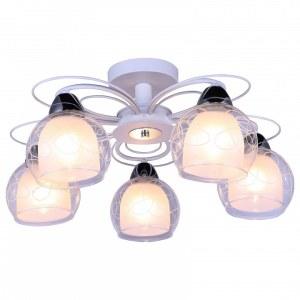 Люстра на штанге A7585PL-5WH Arte Lamp
