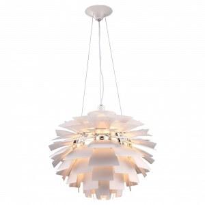 Фото 2 Подвесной светильник A8008SP-3WH в стиле модерн
