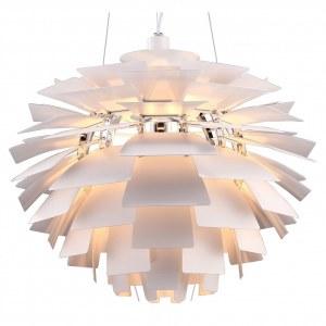Фото 1 Подвесной светильник A8008SP-3WH в стиле модерн