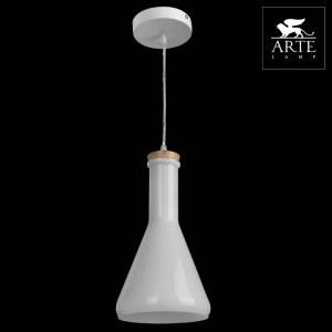 Фото 2 Подвесной светильник A8114SP-1WH в стиле модерн
