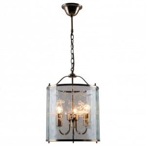 Фото 2 Подвесной светильник A8286SP-3AB в стиле классический