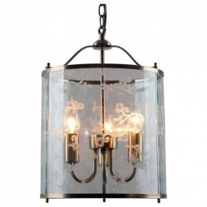 Фото 1 Подвесной светильник A8286SP-3AB в стиле классический