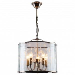 Фото 2 Подвесной светильник A8286SP-5AB в стиле классический