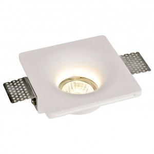 Фото 1 Встраиваемый светильник A9110PL-1WH в стиле техно