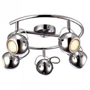 Спот A9128PL-5CC Arte Lamp
