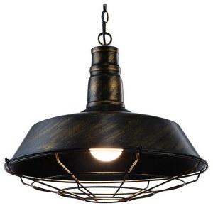 Подвесной светильник A9183SP-1BR Arte Lamp