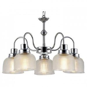 Подвесная люстра A9186LM-5CC Arte Lamp