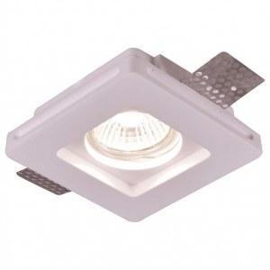 Фото 1 Встраиваемый светильник A9214PL-1WH в стиле техно