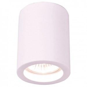 Фото 1 Встраиваемый светильник A9260PL-1WH в стиле модерн