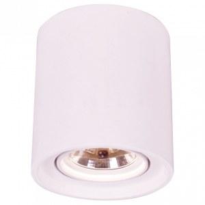 Фото 1 Накладной светильник A9262PL-1WH в стиле модерн