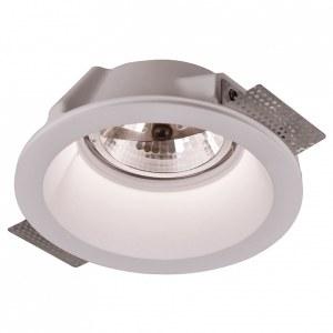 Фото 1 Встраиваемый светильник A9270PL-1WH в стиле техно