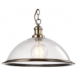 Фото 1 Подвесной светильник A9273SP-1AB в стиле классический