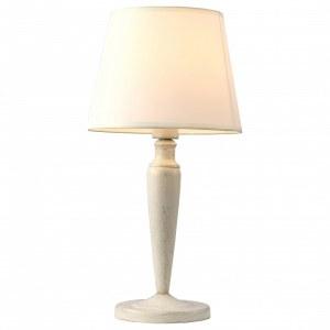 Фото 1 Настольная лампа декоративная A9311LT-1WG в стиле классический