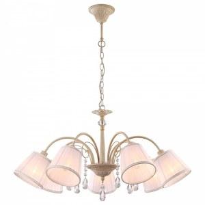 Подвесная люстра A9515LM-7WG Arte Lamp