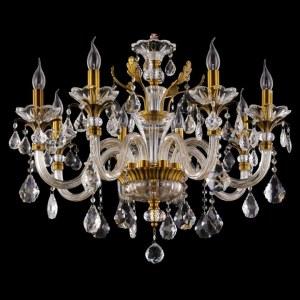 Фото 1 Подвесная люстра ALICANTE SP8 в стиле классический