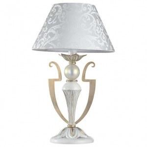 Фото 1 Настольная лампа декоративная ARM004-11-W в стиле флористика