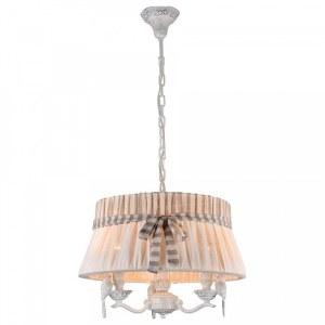 Фото 2 Подвесной светильник ARM013-33-W в стиле флористика