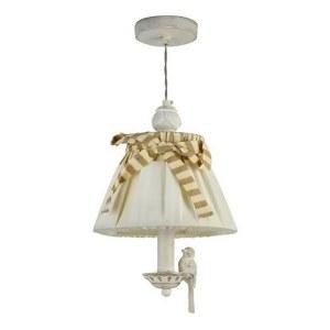 Фото 2 Подвесной светильник ARM013-PL-01-W в стиле флористика