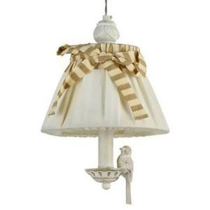 Фото 1 Подвесной светильник ARM013-PL-01-W в стиле флористика