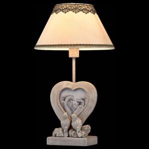 Фото 2 Настольная лампа декоративная ARM023-11-S в стиле флористика