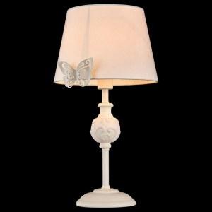 Фото 2 Настольная лампа декоративная ARM032-11-PK в стиле флористика