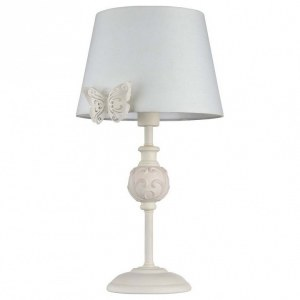 Фото 1 Настольная лампа декоративная ARM032-11-PK в стиле флористика