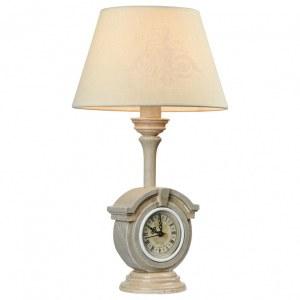 Фото 1 Настольная лампа декоративная ARM132-TL-01-GR в стиле классический