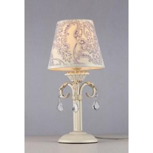 Фото 2 Настольная лампа декоративная ARM219-00-G в стиле флористика