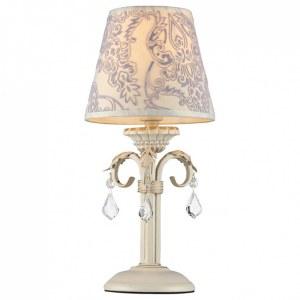Фото 1 Настольная лампа декоративная ARM219-00-G в стиле флористика