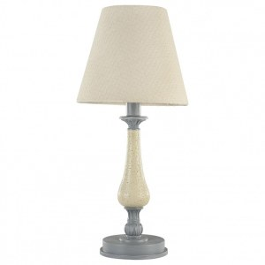 Фото 1 Настольная лампа декоративная ARM355-TL-01-GR в стиле модерн