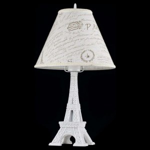 Фото 1 Настольная лампа декоративная ARM402-22-W в стиле модерн