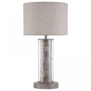 Фото 1 Настольная лампа декоративная ARM526TL-01GR в стиле модерн