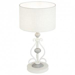 Фото 1 Настольная лампа декоративная ARM631TL-01-W в стиле классический