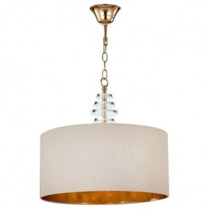 Фото 2 Подвесной светильник ARMANDO SP4 GOLD в стиле модерн