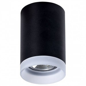 Фото 1 Накладной светильник C008CW-01B в стиле модерн