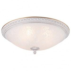 Фото 1 Накладной светильник C908-CL-04-W в стиле классический