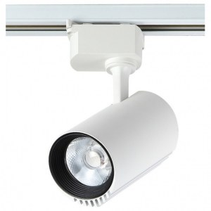 Светильник на штанге Crystal Lux CLT 0.31 007 20W WH