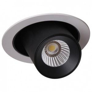 Фото 1 Встраиваемый светильник CLT 011C WH-BL в стиле модерн