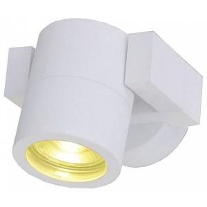 Фото 1 Светильник на штанге CLT 020CW WH в стиле техно