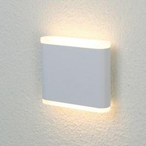Уличный настенный светильник Crystal Lux CLT 024W113 WH