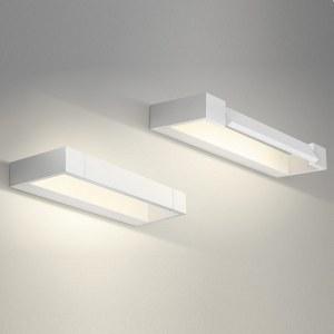 Фото 1 Накладной светильник CLT 028W WH в стиле модерн