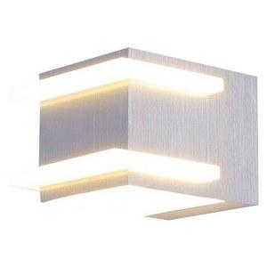 Фото 1 Накладной светильник CLT 421W AL в стиле техно