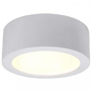 Фото 1 Накладной светильник CLT 521C105 WH в стиле техно