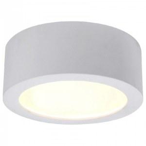 Фото 1 Накладной светильник CLT 521C150 WH в стиле техно