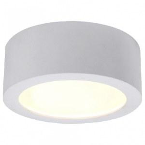 Фото 1 Накладной светильник CLT 521C173 WH в стиле техно