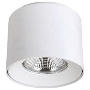 Фото 1 Накладной светильник CLT 522C117 WH в стиле модерн