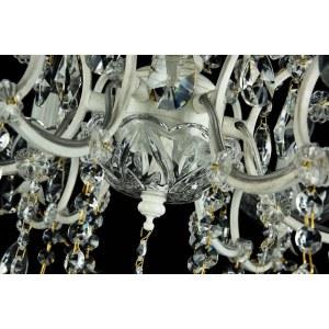 Детальное фото 1 Подвесная люстра DIA004-06-WG в стиле флористика