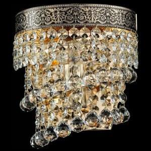 Фото 1 Накладной светильник DIA523-WL-01-G в стиле классический