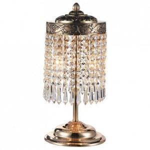 Фото 2 Настольная лампа декоративная DIA890-TL-02-G в стиле классический